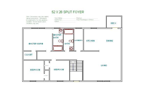 Foyer City Floor Plan : Floor plan